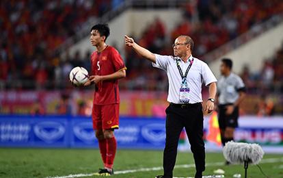 Khẳng định không dùng mạng xã hội 'cứu' ông Park Hang Seo một bàn thua trông thấy tại Việt Nam
