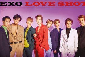 Tái xuất chưa lâu, EXO đã 'hạ gục' các đối thủ nhạc số trên bảng xếp hạng Billboard thế giới.