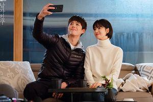 'Encounter' tập 7: Park Bo Gum - Song Hye Kyo thoải mái hẹn hò nhưng có vô số trở ngại cho tình yêu của họ