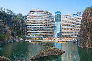 Tin hay không tùy bạn, khách sạn thú vị này được xây dựng dưới lòng đất như trong truyện Đôrêmon