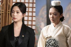 'Hoàng hậu cuối cùng' tập 9: Cuộc đối đầu dữ dội giữa Jang Nara và Lee Elijah nhưng họ rất thân trên phim trường