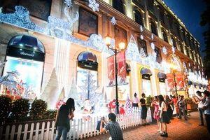 Những địa điểm đón Giáng sinh hấp dẫn ở Sài Gòn