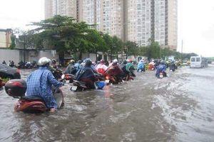 Chống ngập đô thị: Bài toán khó