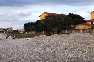 Quận Kiến An – TP Hải Phòng: Chưa hoàn thiện hạ tầng đã phân lô bán nền