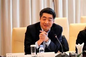 Chủ tịch Huawei: 'Chúng tôi có một bộ hồ sơ sạch sẽ'