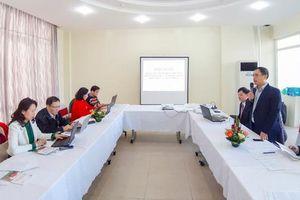Hội nghị triển khai chương trình giáo dục tình dục trực tuyến