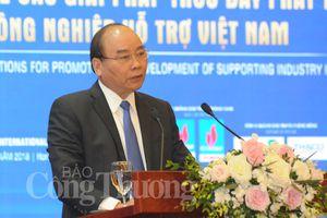 'Mong muốn Việt Nam trở thành công xưởng phát triển công nghiệp, đặc biệt là công nghiệp hỗ trợ'