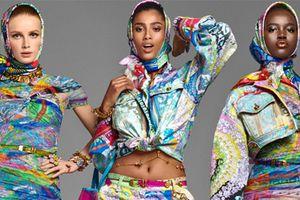 Siêu mẫu Bella Hadid, Irina Shayk và Shalom Harlow 'đổ bộ' trong chiến dịch quảng cáo Xuân Hè 2019 Versace