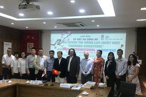 TP HCM: Lễ ký kết trao bản quyền xuất bản bộ Luyện thi năng lực Nhật ngữ