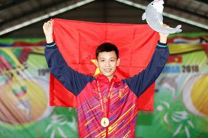 VĐV Đồng Nai giành HCV môn Vovinam Đại hội thể thao sinh viên Đông Nam Á