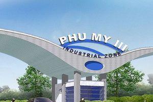 Tòa án tỉnh BR-VT thụ lý vụ án tranh chấp việc chuyển nhượng cổ phần tại Cty CP Thanh Bình Phú Mỹ