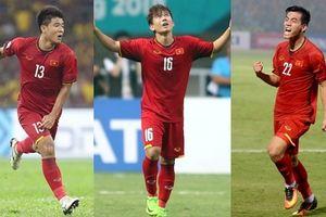 Dự đoán đội hình 'siêu dự bị' của ĐT Việt Nam ở VCK Asian Cup 2019