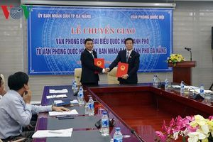 Đà Nẵng: Chuyển giao Văn phòng Đoàn ĐBQH về UBND thành phố