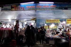 TP. Huế: Trung tâm mua sắm trái phép 'thách thức' chính quyền