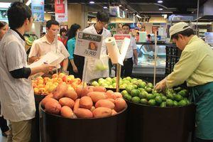 Mở lối đưa nông sản vào siêu thị
