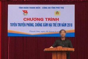 Thầy giáo có hành vi đồi bại với học sinh ở Phú Thọ có phải là trường hợp đầu tiên?
