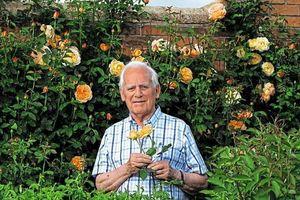 Vĩnh biệt 'vĩ nhân hoa hồng' David Austin