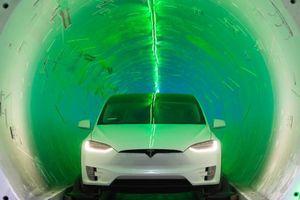Đường hầm siêu tốc, giải quyết nạn kẹt xe ở Mỹ