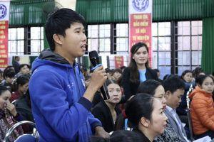 LĐLĐ Thừa Thiên Huế: Đối thoại với công nhân về các chế độ BHXH
