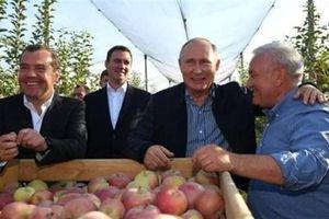 Phương Tây lại khen Nga sống khỏe trong trừng phạt