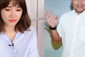 Tiến Đạt lẻ bóng tại sự kiện sau tâm sự về mối tình 9 năm với Hari Won