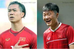 Chết cười hình ảnh '50 năm sau' của các cầu thủ tuyển Việt Nam