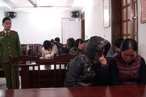 Hưng Yên: Đang truy bắt 'ông trùm' đường dây lô đề 'khủng'