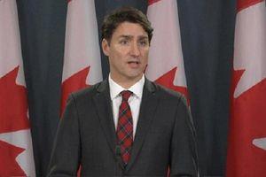 Công dân thứ 3 bị bắt giữ, thủ tướng Canada lên tiếng