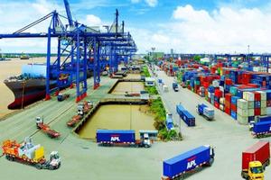 Ngành logistic Việt Nam vẫn phát triển kiểu 'nửa nạc, nửa mỡ'