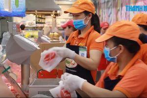 Thịt heo VietGAP Sagrifood giảm giá đến hết tháng 12