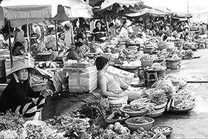 'Chuẩn hóa' chợ đầu mối: Bớt lo thực phẩm bẩn
