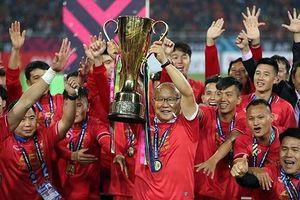 Tuyển Việt Nam kết thúc năm 2018 trong top 100 thế giới