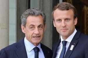 Tổng thống Pháp nhờ người tiền nhiệm giúp dẹp biểu tình?