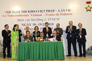 4.000 bác sĩ trẻ Việt Nam được đào tạo tại Pháp