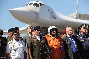 Nga ấp ủ kế hoạch xây căn cứ quân sự đầu tiên ở Venezuela từ 10 năm trước