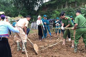 Giúp dân ổn định cuộc sống trên vùng 'đất dữ'