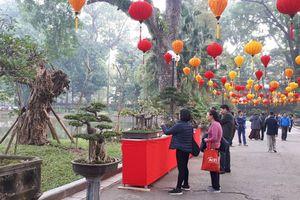 Hơn 1.000 tác phẩm cây cảnh nghệ thuật góp mặt tại Công viên Bách Thảo