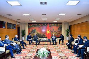 Tiềm năng hợp tác giữa Việt Nam – Italy còn rất lớn