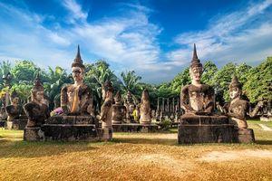 Những điểm đến không thể bỏ qua khi du khách đến Viên Chăn, Lào