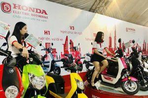 Honda Việt Nam lên tiếng về thông tin phân phối xe máy điện