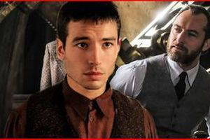 'Fantastic Beasts 2': Credence rất có thể là con trai của Albus Dumbledore?