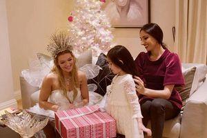 Quà Giáng sinh của những đứa trẻ nhà tỷ phú 'khủng' tới mức nào?