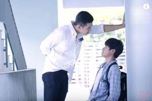 Tập 2 'Hoán đổi thanh xuân': Kang Phạm 'phá đám' khiến siêu mẫu Xuân Hùng và Quỳnh Hoa trục trặc tình cảm
