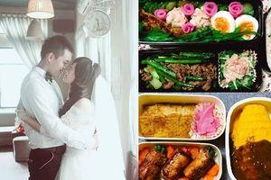 'Gato' với những hộp cơm trưa ngon xuất sắc mà vợ đảm nấu cho chồng