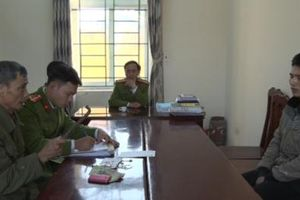 Hà Nam: Bắt giữ đối tượng nghi ngáo đá trộm cắp tài sản giữa ban ngày