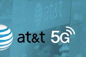 AT&T ra mắt dịch vụ mạng 5G chính thức vận hành tại Mỹ