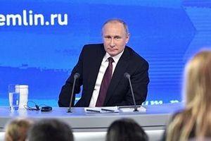 Tổng thống Putin: Nga luôn sẵn sàng cải thiện quan hệ với Mỹ