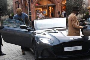 Thêm một siêu xe góp mặt trong bộ sưu tập của David Beckham