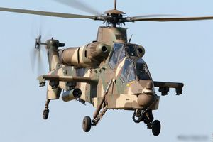Trực thăng tấn công AH-2 Rooivalk với uy lực không thể xem nhẹ
