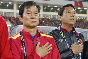 Trợ lý của HLV Park Hang Seo chia tay ĐT Việt Nam